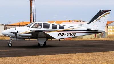 A picture of PRXVQ - Beech 58 Baron - [TH2067] - © Evandro Filho