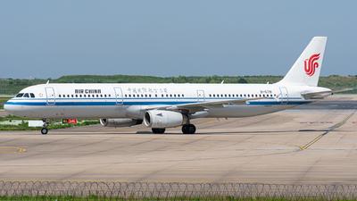 B-6791 - Airbus A321-232 - Air China