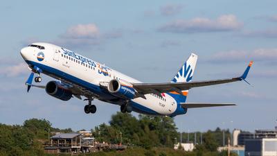 TC-SOF - Boeing 737-8HC - SunExpress