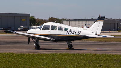 A picture of N24LD - Beech C24R - [MC623] - © Maik Voigt