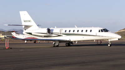 N680MC - Cessna 680 Citation Sovereign - Private