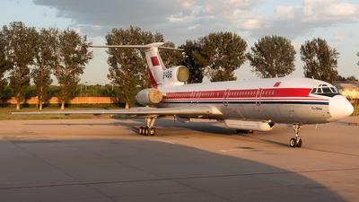 B-4016 - Tupolev Tu-154M - China - Air Force