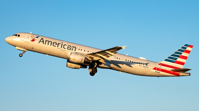 N187US - Airbus A321-211 - American Airlines