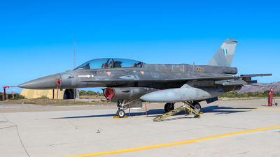 612 - Lockheed Martin F-16D Fighting Falcon - Greece - Air Force