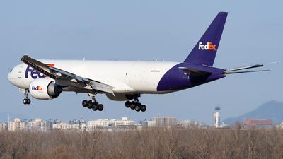 N862FD - Boeing 777-FS2 - FedEx