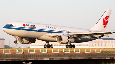 B-6130 - Airbus A330-243 - Air China