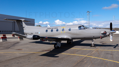 PI-01 - Pilatus PC-12/47E - Finland - Air Force