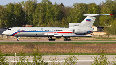 RA-85563 - Tupolev Tu-154B-2 - Russia - Air Force