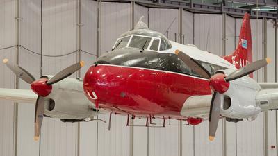 G-ALFU - De Havilland DH-104 Dove 6 - United Kingom - Civil Aviation Flying Unit