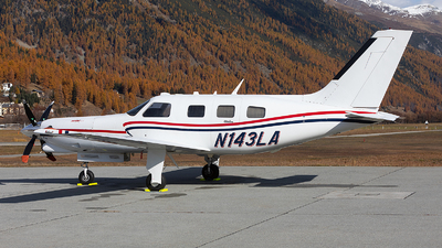 A picture of N143LA - Piper PA46350P Malibu Mirage - [4636459] - © Alex