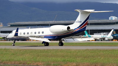 B-99888 - Gulfstream G550 - Private