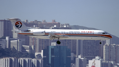 B-2233 - Fokker 100 - China Eastern Airlines