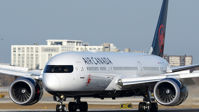 A picture of CFVLQ - Boeing 7879 Dreamliner - Air Canada - ©  JC