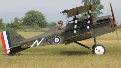 ZK-SEO - Royal Aircraft Factory S.E.5a - Private