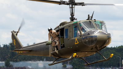 N78NW - Bell UH-1H Iroquois - Private