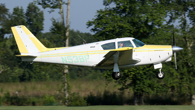 A picture of N538P - Piper PA24 - [24538] - © Kevin Porter