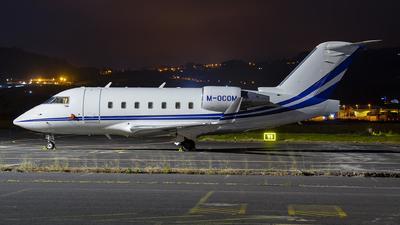 M-OCOM - Bombardier CL-600-2B16 Challenger 604 - Private