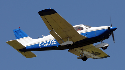 F-GCQE - Piper PA-28-181 Archer II - Private