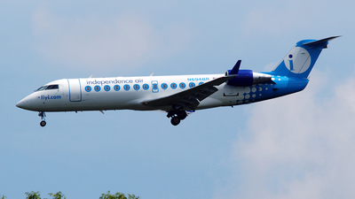 A picture of N694BR -  - [] - © FOKKER AIRCRAFT