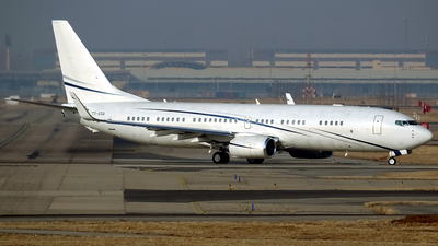 T7-GSA - Boeing 737-8JM(BBJ2) - Private
