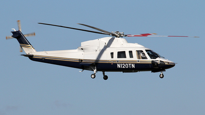 A picture of N120TN -  - [760781] - © Ian Howat