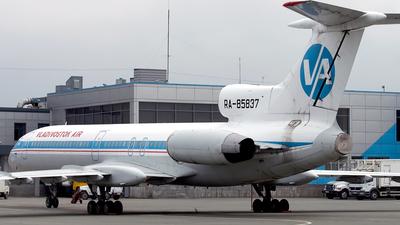 RA-85837 - Tupolev Tu-154M - Vladivostok Air