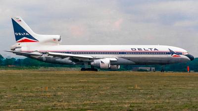 N724DA - Lockheed L-1011-200 Tristar - Delta Air Lines
