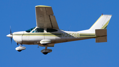 N35018 - Cessna 177B Cardinal - Private