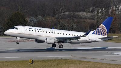 N86309 - Embraer 170-200LR - United Express (Mesa Airlines)