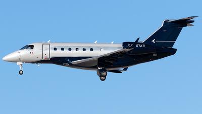 XA-EMB - Embraer EMB-550 Legacy 500 - Servicios Aéreos Across