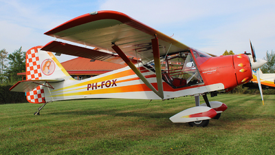 PH-FOX - Kitfox Classic IV - Private