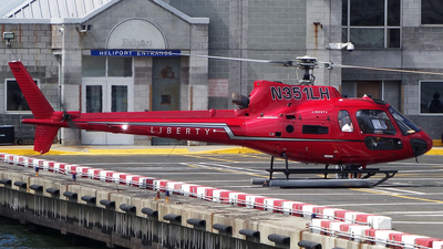 N351LH - Eurocopter AS 350B2 Ecureuil - Liberty Helicopters