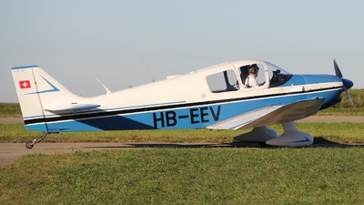 HB-EEV - Jodel DR250/160 Capitaine - Private