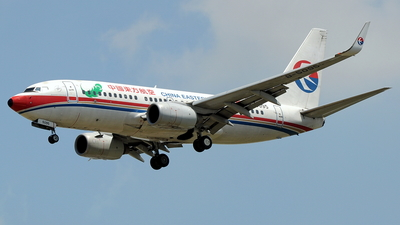 B-5095 - Boeing 737-79P - China Eastern Airlines