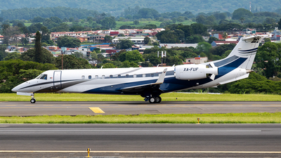 XA-FUF - Embraer ERJ-135BJ Legacy - Private