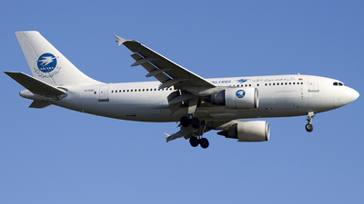 TC-SGC - Airbus A310-304 - Ariana Afghan Airlines (Saga Airlines)