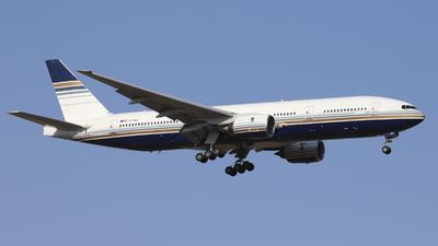 A picture of ECMUA - Boeing 777212(ER) - Privilege Style - © Guille Gª del Alamo