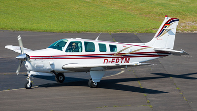 D-EPTM - Beechcraft B36TC Bonanza - Private