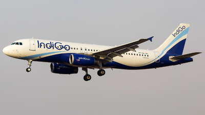 VT-IGI - Airbus A320-232 - IndiGo Airlines