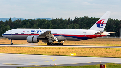 9M-MRH - Boeing 777-2H6(ER) - Malaysia Airlines