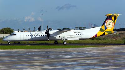 9G-MRH - Bombardier Dash 8-Q402 - PassionAir