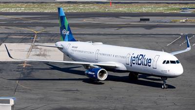 A picture of N947JB - Airbus A321231 - JetBlue Airways - © OCFLT_OMGcat