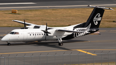 ZK-NEB - Bombardier Dash 8-Q311 - Air New Zealand