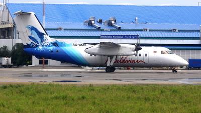 8Q-AMD - Bombardier Dash 8-Q202 - Maldivian
