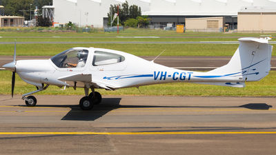 VH-CGT - Diamond DA-40 Diamond Star - Private