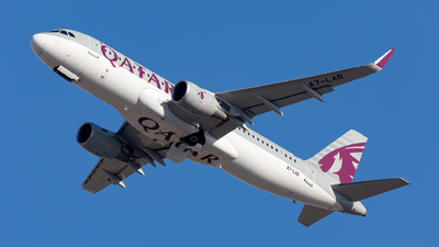 A7-LAB - Airbus A320-214 - Qatar Airways