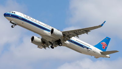 D-AVXM - Airbus A321-253NX - China Southern Airlines