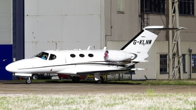 A picture of GKLNW - Cessna 510 Citation Mustang -  - © Jason Nicholls - v1images