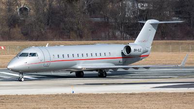 9H-ILZ - Bombardier CL-600-2B19 Challenger 850 - VistaJet