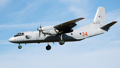 RF-90319 - Antonov An-26 - Russia - Air Force